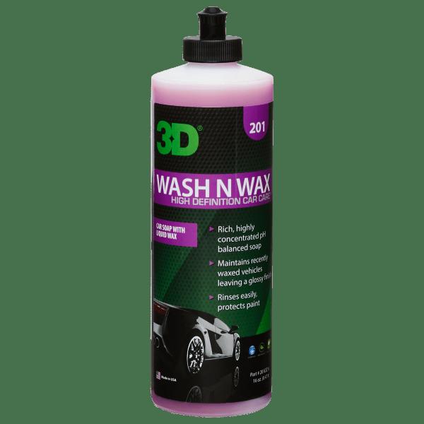 WASH N WAX Sapone liquido