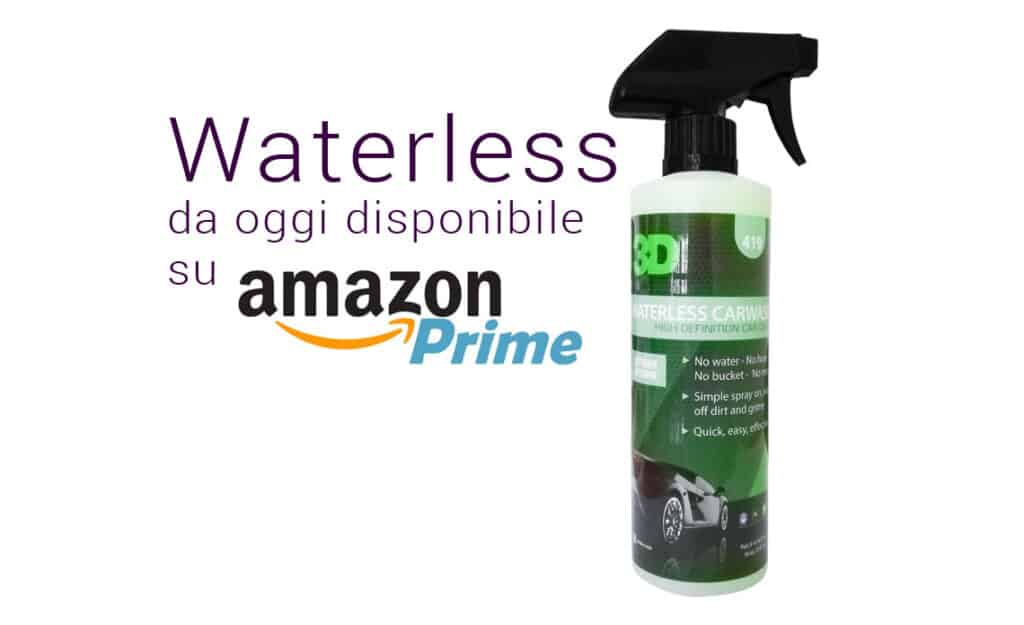 Waterless 3D