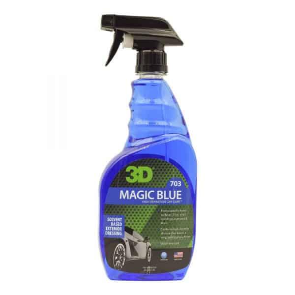 MAGIC BLUE EXTERIOR DRESSING