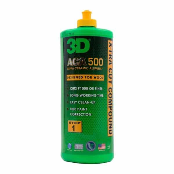 ACA 500 X-TRA CUT COMPOUND 32 OZ
