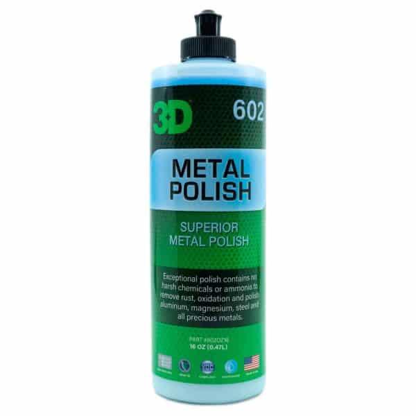 METAL POLISH 3D