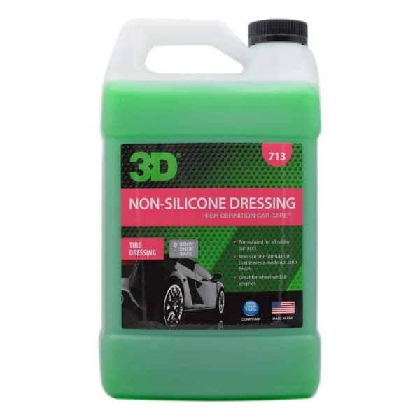 NO SILICONE DRESSING 3D