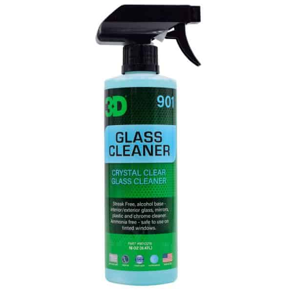 GLASS CLEANER 3D